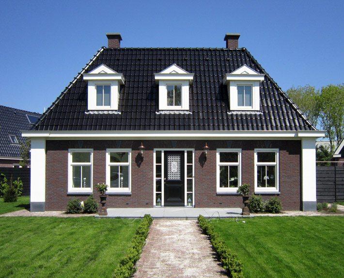 Vrijstaande woning bouwen prijzen with huis bouwen prijs for Zelf woning bouwen prijzen