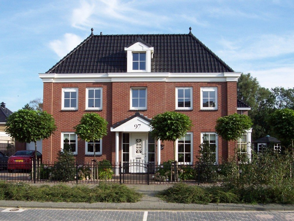 Op maat uw eigen huis bouwen met b desaunois for Zelf woning bouwen prijzen