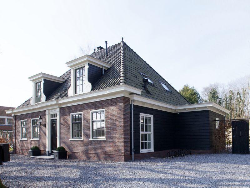 Huis laten bouwen bouwbedrijf desaunois bv for Zelf woning bouwen prijzen