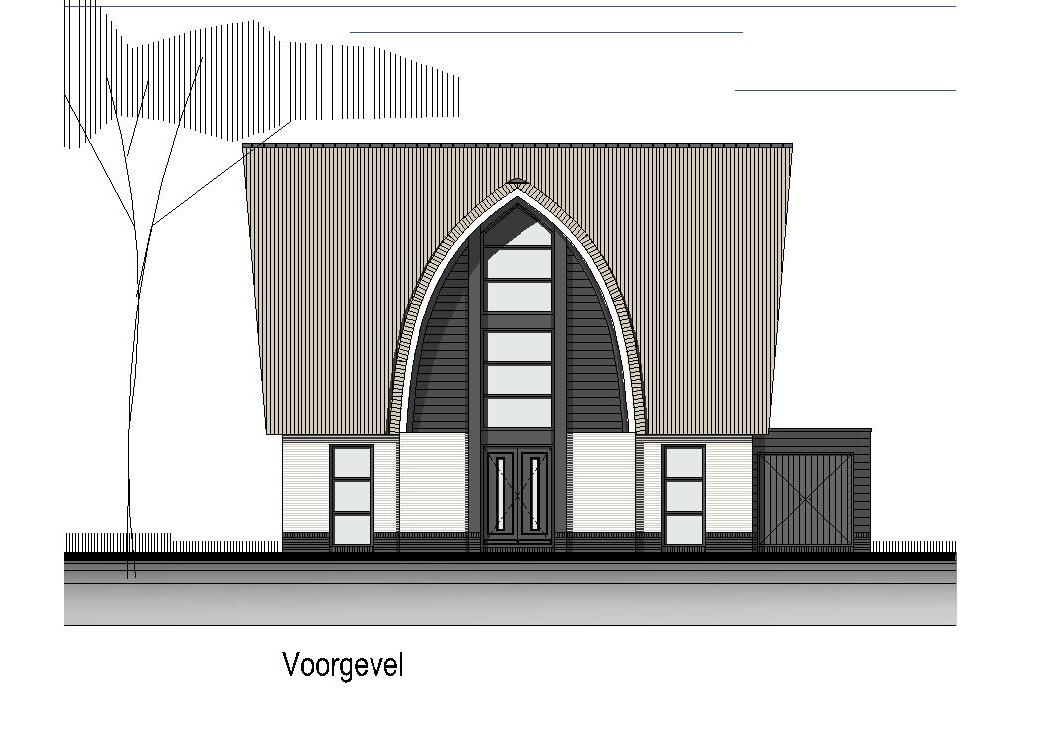 Ontwerp van de maand juli desaunois - Model van huisarchitectuur ...